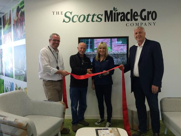 Steve Fuller - Intl Head of Planning and project manager for the move Jim Hagedorn - CEO of Miracle-Gro worldwide Sheila Hill - VP and UK General Manager Mike Lukemire - COO