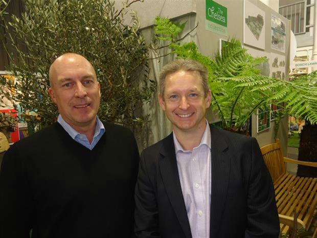 Andy Goddard and Jon Kemp