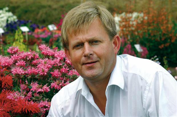 Hayloft Plants owner Derek Jarman