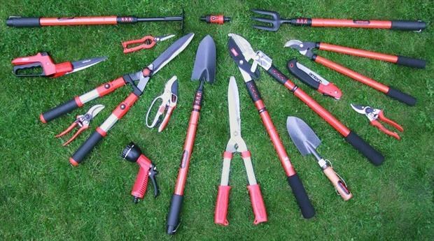Amtech garden tools