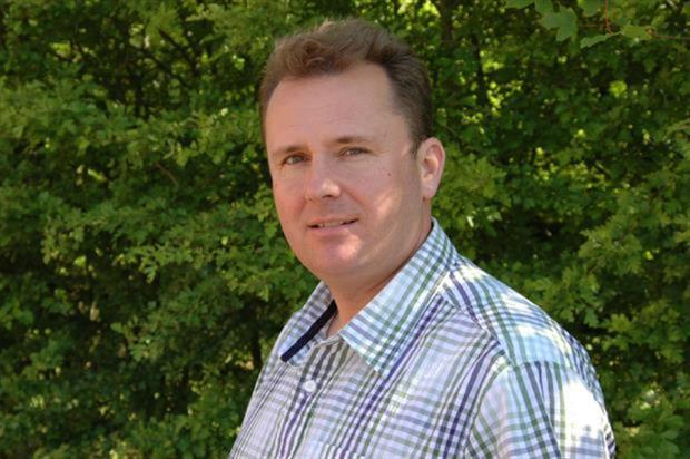 Yougarden Managing director Peter McDermott