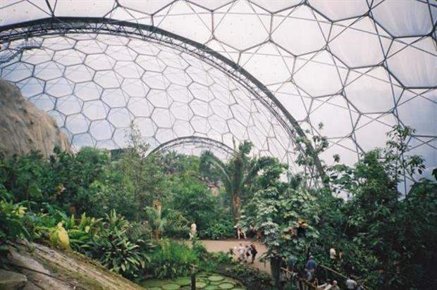 Eden Project. Image: Supplied