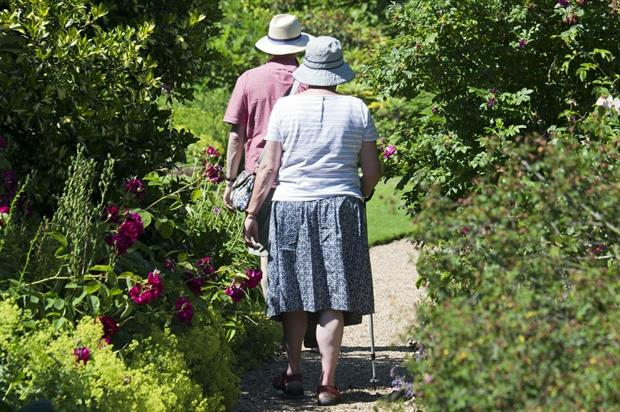 Big Lottery Fund announces grant for dementia care home gardens. Image: Pixabay