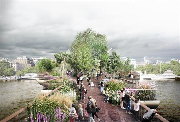 Image: Garden Bridge Trust