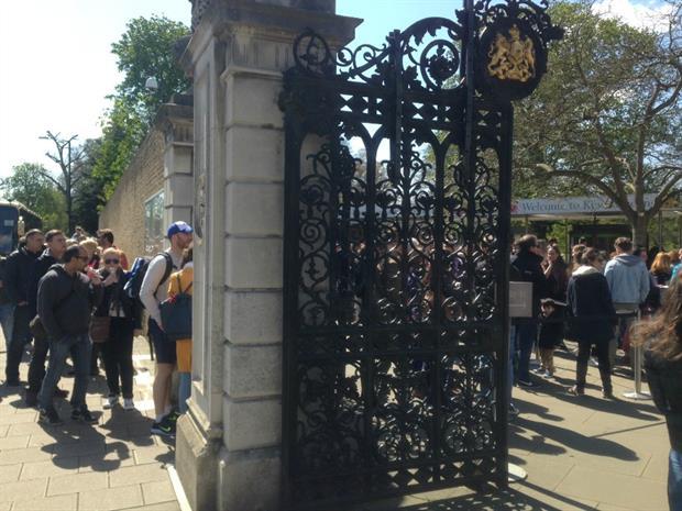 Kew queues