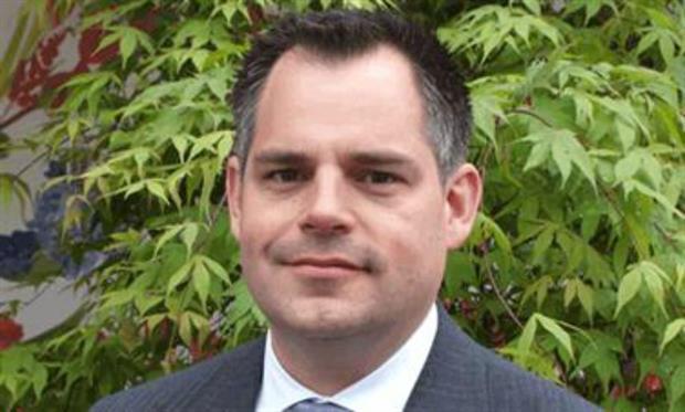 GCA chairman Will Armitage