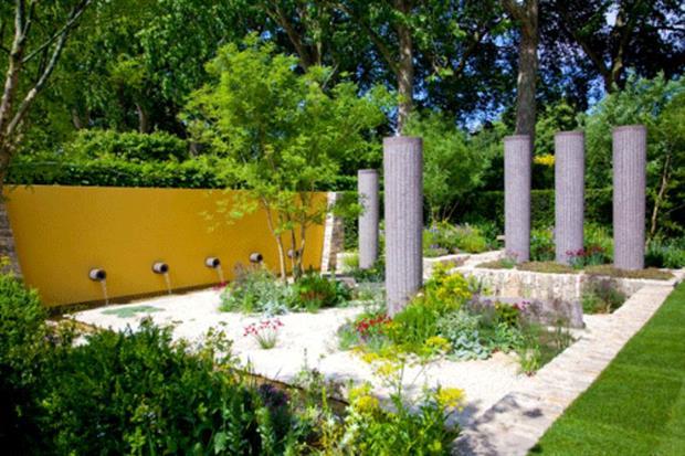 Cleve West's 2011 Chelsea garden