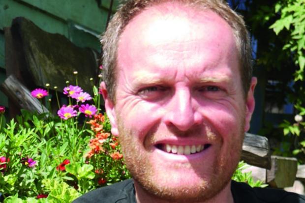 Plants For Europe owner Graham Spencer