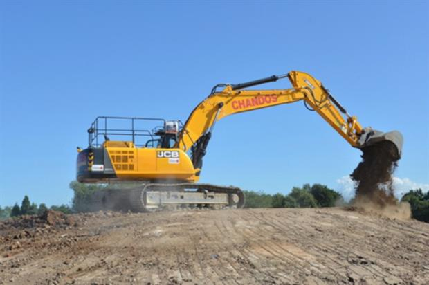 Job cuts were planned due to fall in demand for machinery. Image: JCB