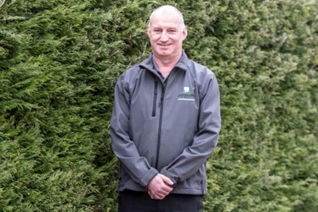 Tony Coles, Johnsons of Whixley's senior amenity sales manager. Image: Supplied