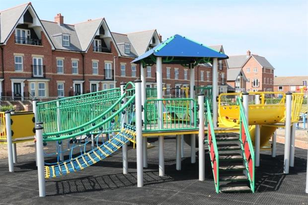The new accessible playground. Image: Supplied