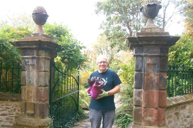 Nick Hoskins. Image: National Trust for Scotland
