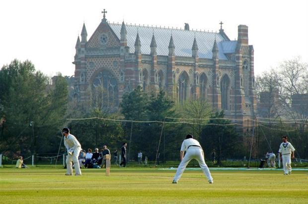 Cricket grounds at Oxford. Image: MorgueFile
