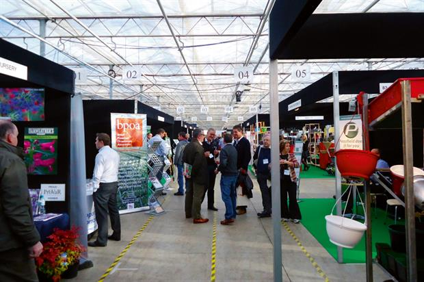 GroSouth: big categories are equipment, growing media, fertilisers, pots and trays - image: HW