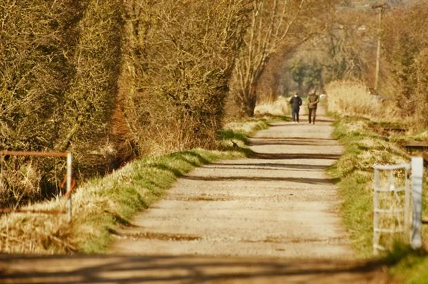 Pathway. Image: Morguefile