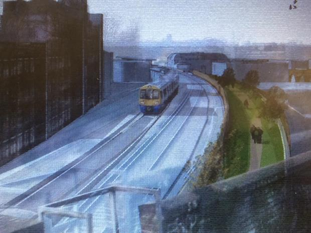 The Peckham Coal Line shows parks crowdfunding can work