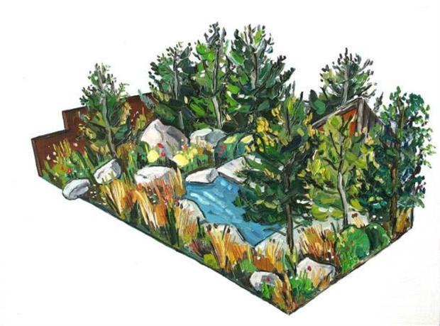 RBC garden