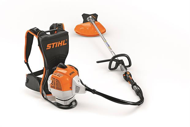 FR460 TEC-EFM backpack brushcutter - image: Stihl