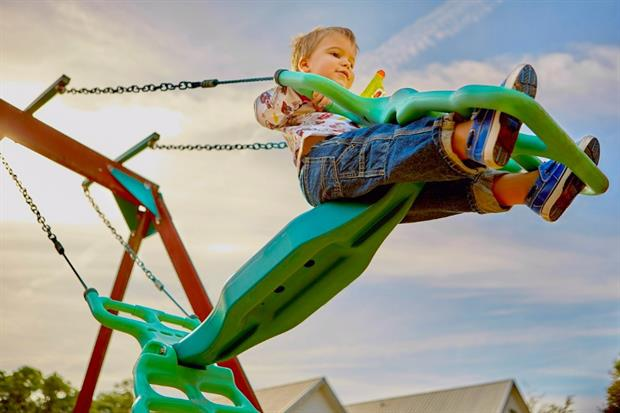 Manchester playgrounds win funding. Image: Pixabay