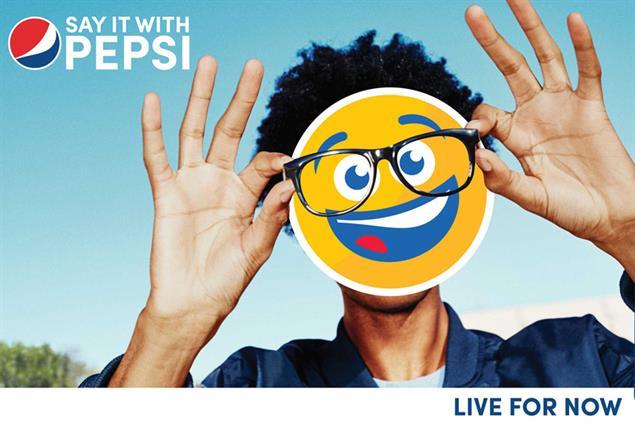Pepsi turns emojis into a global language with PepsiMoji rollout