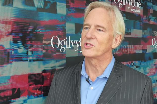 OgilvyOne's Brian Fetherstonhaugh on disruption and data