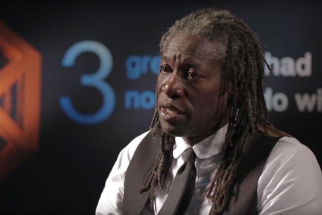 3 great ads I had nothing to do with #27: Trevor Robinson on Guinness, Maxell and Levi's