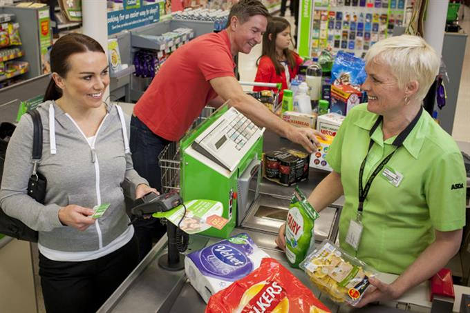 Asda sales continues to drop but rate of decline slows