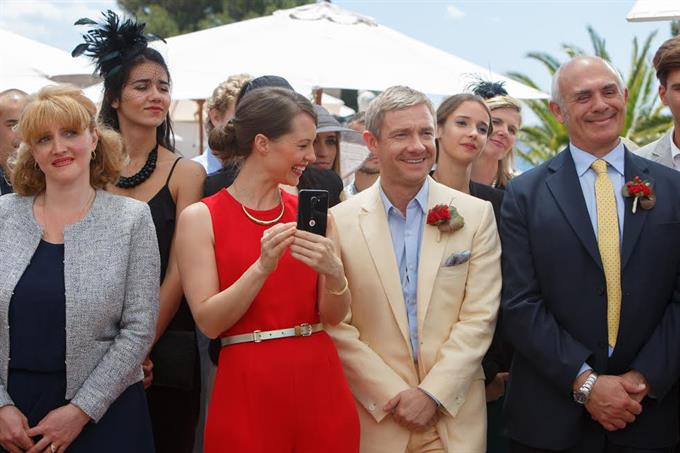 How Vodafone is looking for brand love with Martin Freeman ad campaign