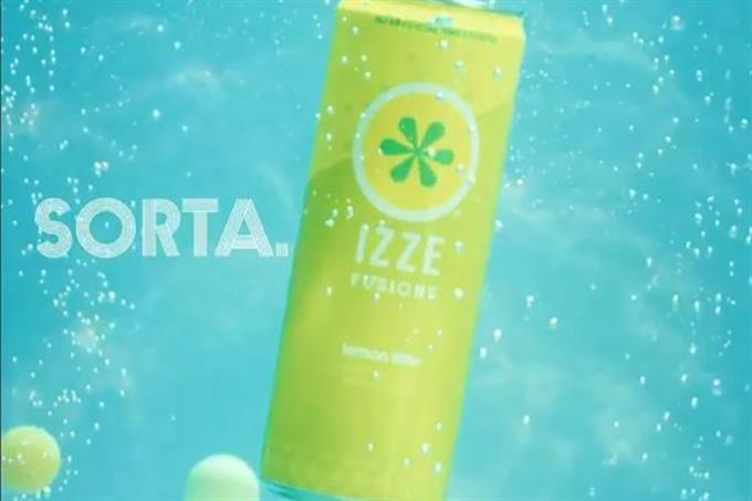 Why PepsiCo and TBWA are staying fuzzy on details in new Izze Fusions push