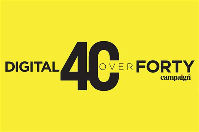 Meet Campaign US' 2017 Digital 40 Over 40