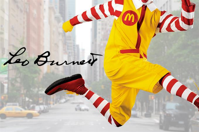 Without McDonald's, what will become of Leo Burnett?