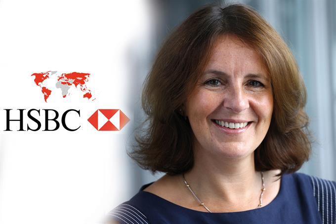 Running the global show: Amanda Rendle, global head of marketing of HSBC