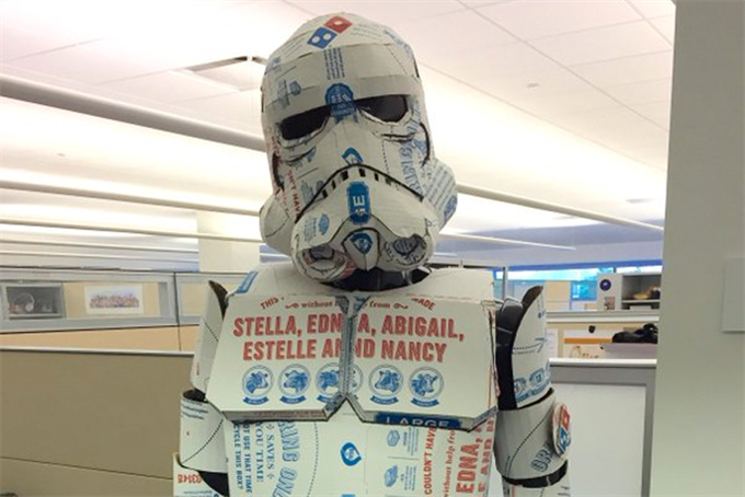 Brands using the Force: The most creative #MayThe4thBeWithYou tweets