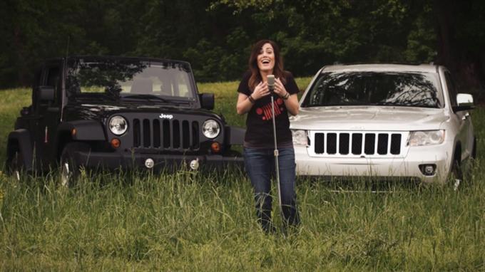 Brand Superfan of the Week: Jeep's Kelley Buttrick