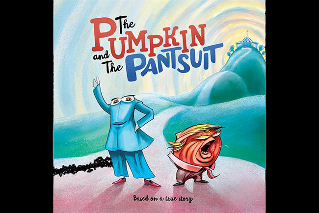 'The Pumpkin and The Pantsuit' explains the election to kids