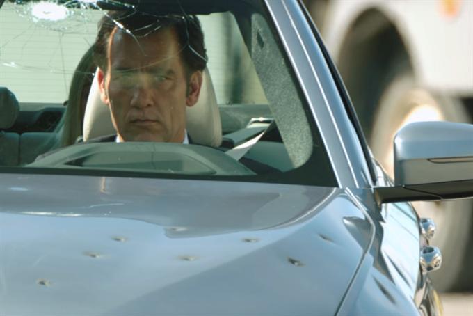 Clive Owen reprises BMW Films role after 15 years