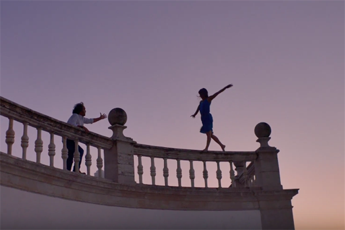 Dove chocolate ad traces the life of a woman with no regrets