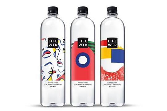 Pepsi LIFEWTR's pop-up gallery promotes women artists