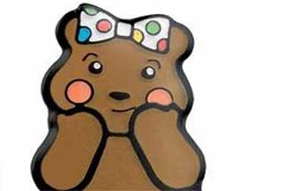 Pudsey 's friend Blush