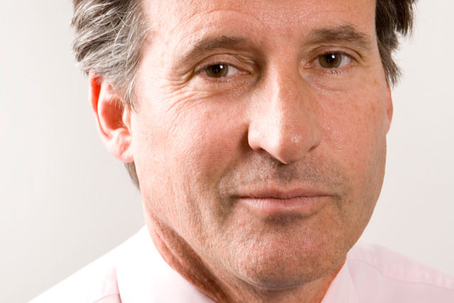 Lord Coe: chair of Locog