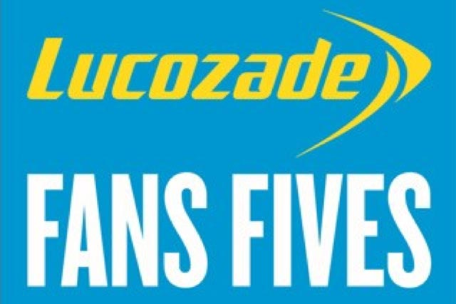 Lucozade: rolls out digital football-themed campaign