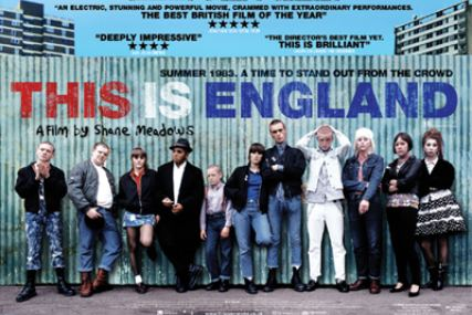 This is England: supported by the Film Council
