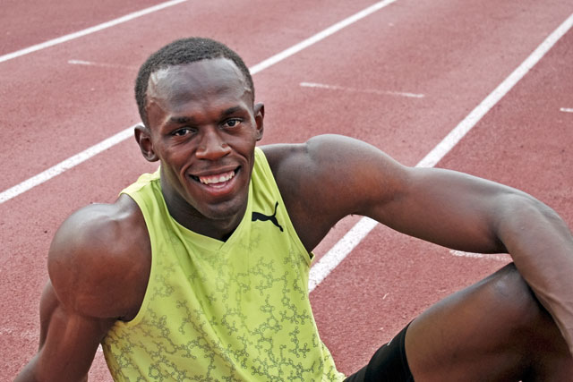 Usain Bolt: Olympic gold medallist set to appear at the Anniversary Games