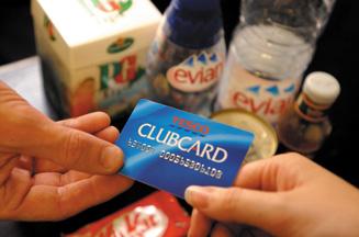 Tesco mounts teaser campaign for Tesco Clubcard 2 launch