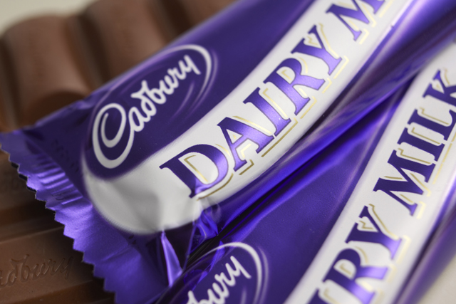 Cadbury: revenue grows in the UK