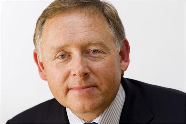 Richard Brasher: Tesco's outgoing UK and Ireland chief