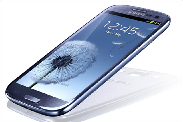 Samsung Galaxy S III: launches in the UK on 30 May
