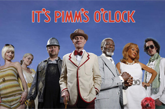 Pimm's drops comedian Alexander Armstrong after seven years