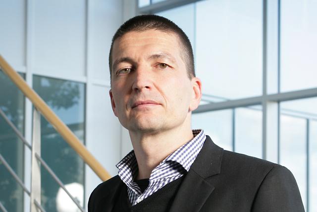 Stefan Gaa: joining Reckitt Benckiser's Japanese business (pic: Colin Stout)