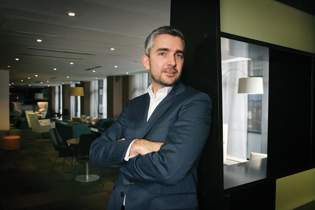 Patrick Kalotis, group marketing director, PepsiCo